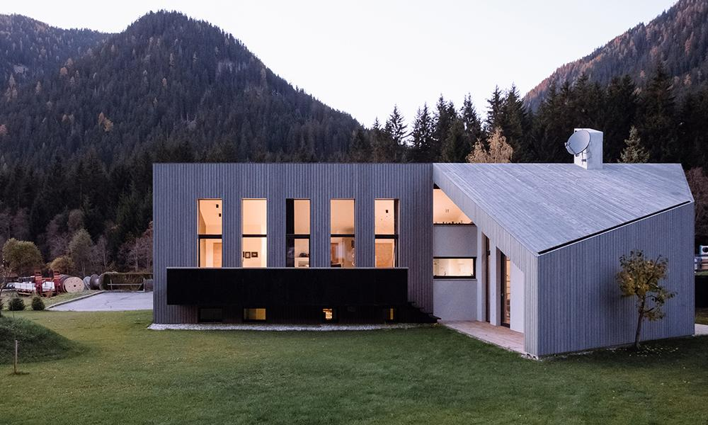 House L - Gsies in Valle di Casies (BZ)